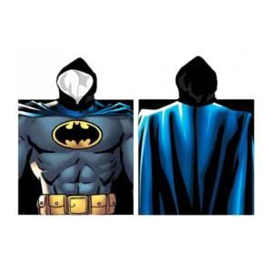 Batman poncso pamut anyag