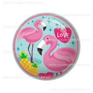 Flamingos labda