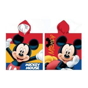 Mickey Mouse poncso pamut anyag