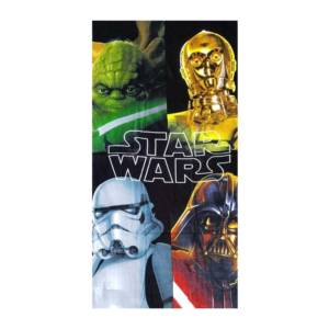 Star Wars strandtorolkozo pamut anyagbol