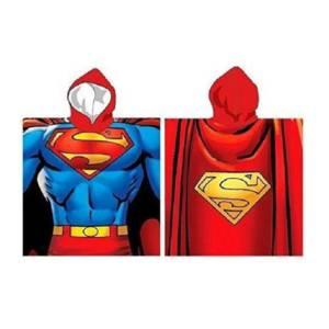 Superman poncso pamut anyagbol