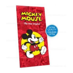 Mickey Mouse strandtorolkozo