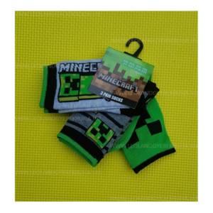 Minecraft 3db./csomag zokni