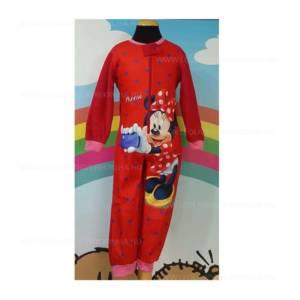 Minnie Mouse kezeslábas pizsama