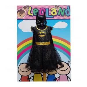 Batgirl jelmez maszkkal egyutt