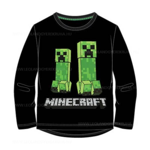 Minecraft hosszu ujju felso