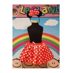 Minnie Mouse jelmez szett