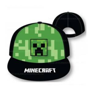 Minecraft baseball sapka
