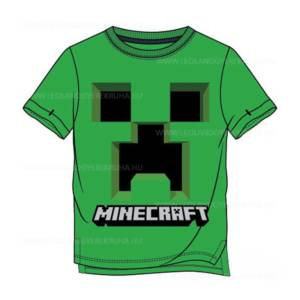 Minecraft Creeper polo