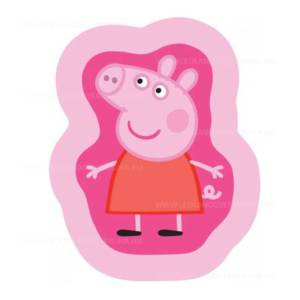 Peppa Pig forma parna